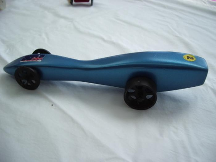 Wooden Co2 Cars Designs Fastest Fast Co2 Car Designs P...